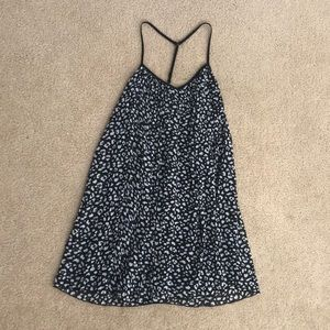 Abercrombie Cheetah Dress